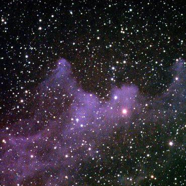 Dark Sky Werelderfgoed Waddenzee. Nebula FOTO: Pixabay.