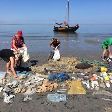 Plastic uit de Waddenzee_DoeEensWad