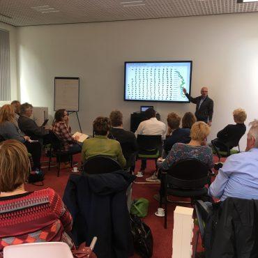 stakeholdersbijeenkomst Swimway Leeuwarden