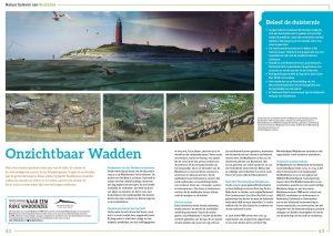 Onzichtbaar Wadden - pagina Kust&Zee gids
