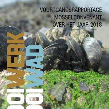 voorkant jaarverslag mosseltransitie 2018