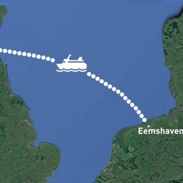 Veerverbinding Schotland - Eemshaven