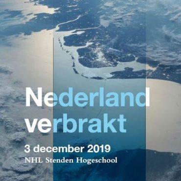 Symposium Nederland verbrakt