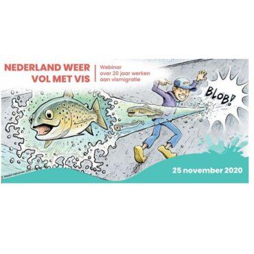Nederland weer vo met vis